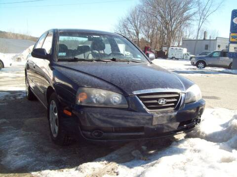 2005 Hyundai Elantra for sale at Frank Coffey in Milford NH