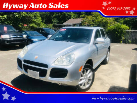 2005 Porsche Cayenne for sale at Hyway Auto Sales in Lumberton NJ