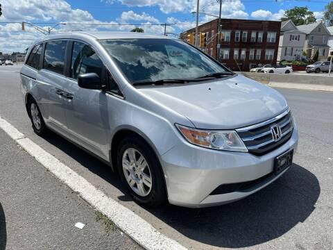 2012 Honda Odyssey for sale at G1 AUTO SALES II in Elizabeth NJ
