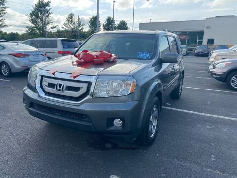 2010 Honda Pilot for sale at Charlotte Auto Group, Inc in Monroe NC