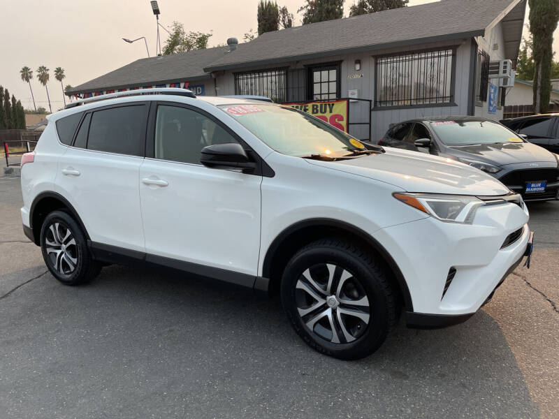 2016 Toyota RAV4 for sale at Blue Diamond Auto Sales in Ceres CA