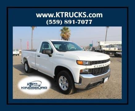 2019 Chevrolet Silverado 1500 for sale at Kingsburg Truck Center in Kingsburg CA