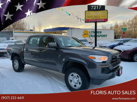 2018 Toyota Tacoma for sale at FLORIS AUTO SALES in Anchorage AK