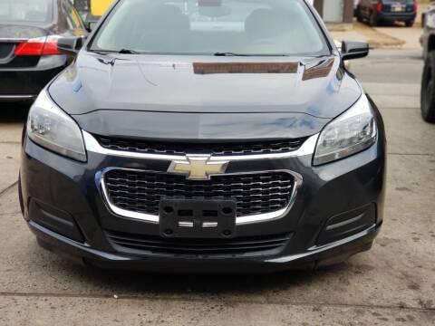 2015 Chevrolet Malibu for sale at Mr. Motorsales in Elizabeth NJ