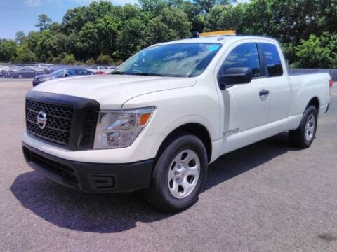 2019 Nissan Titan for sale at Smart Chevrolet in Madison NC