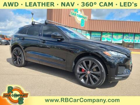 2018 Jaguar F-PACE for sale at R & B Car Company in South Bend IN