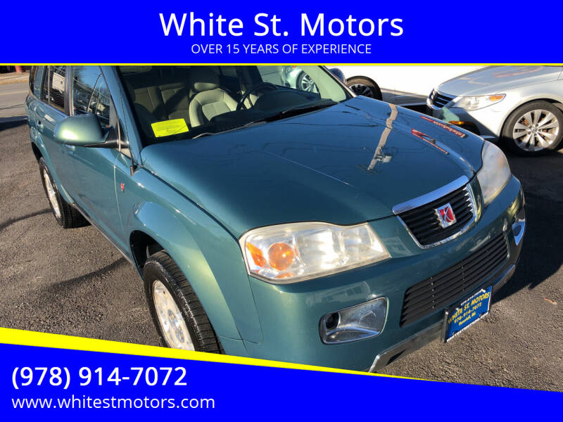 2006 Saturn Vue for sale at White St. Motors in Haverhill MA
