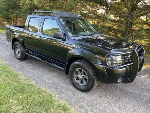 2004 Nissan Frontier for sale at Kansas Car Finder in Valley Falls KS