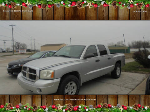 2007 Dodge Dakota for sale at Reliance Rental Used Cars in Maumee OH