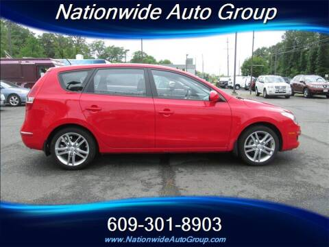 2011 Hyundai Elantra Touring for sale at Nationwide Auto Group in East Windsor NJ