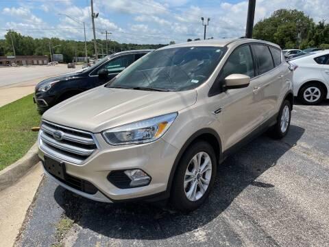 2017 Ford Escape for sale at Greg's Auto Sales in Poplar Bluff MO