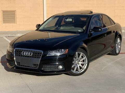2010 Audi A4 for sale at Executive Motor Group in Houston TX