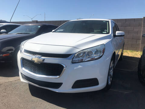 2014 Chevrolet Malibu for sale at Town and Country Motors in Mesa AZ