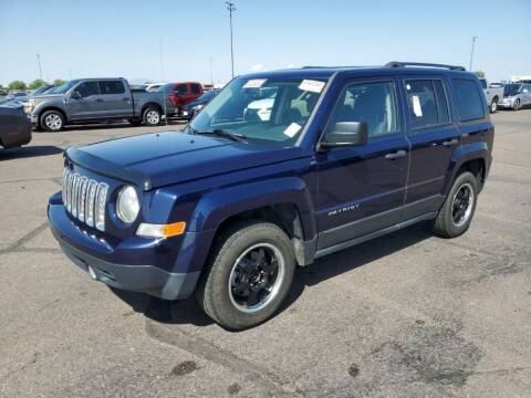 2016 Jeep Patriot for sale at A.I. Monroe Auto Sales in Bountiful UT