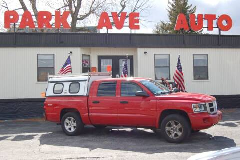 2011 RAM Dakota for sale at Park Ave Auto Inc. in Worcester MA