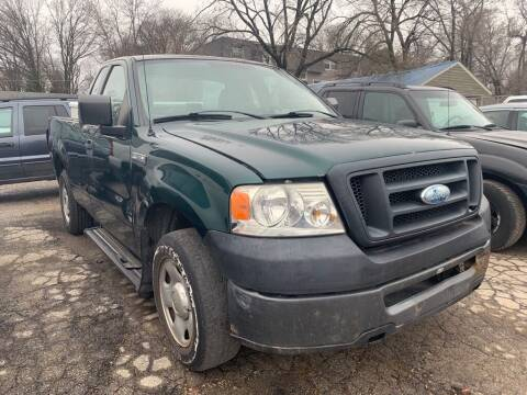 2008 Ford F-150 for sale at ALVAREZ AUTO SALES in Des Moines IA