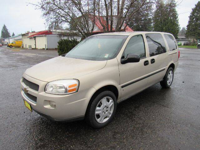 2007 Chevrolet Uplander for sale at Triple C Auto Brokers in Washougal WA