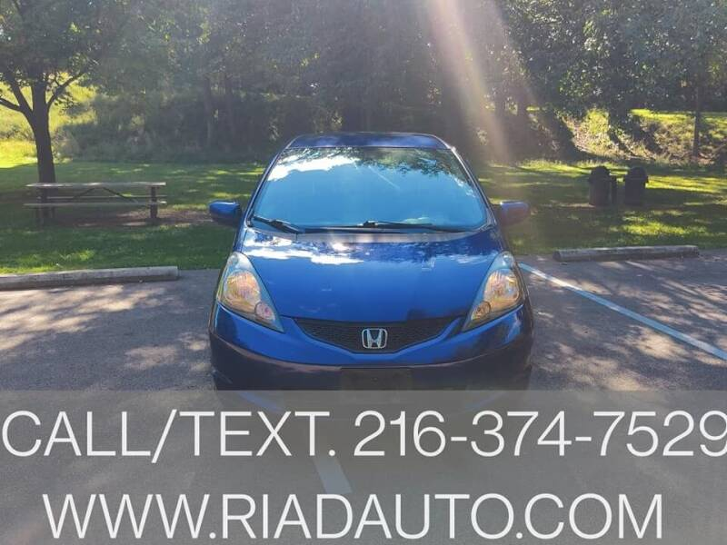2013 Honda Fit for sale at Riad Auto Sales in Cleveland OH