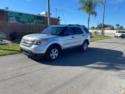 2014 Ford Explorer for sale at Galaxy Motors Inc in Melbourne FL