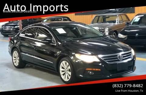 2010 Volkswagen CC for sale at Auto Imports in Houston TX