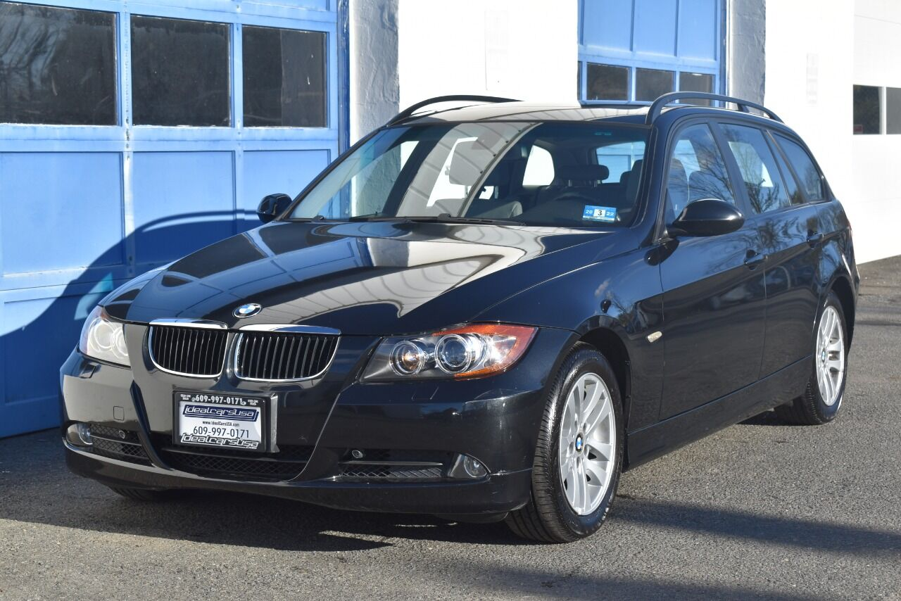 2007 BMW 3 Series 328xi AWD 4dr Wagon full