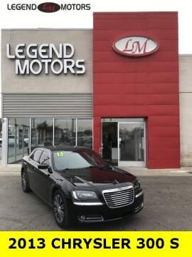 2013 Chrysler 300 for sale at Legend Motors of Waterford - Legend Motors of Ferndale in Ferndale MI