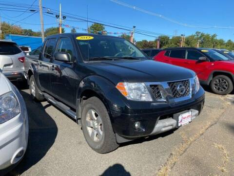 2013 Nissan Frontier for sale at PAYLESS CAR SALES of South Amboy in South Amboy NJ