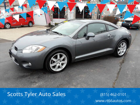 2006 Mitsubishi Eclipse for sale at Scotts Tyler Auto Sales in Wilmington IL