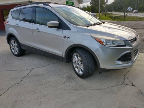 2013 Ford Escape for sale at J & J Auto Brokers in Slidell LA