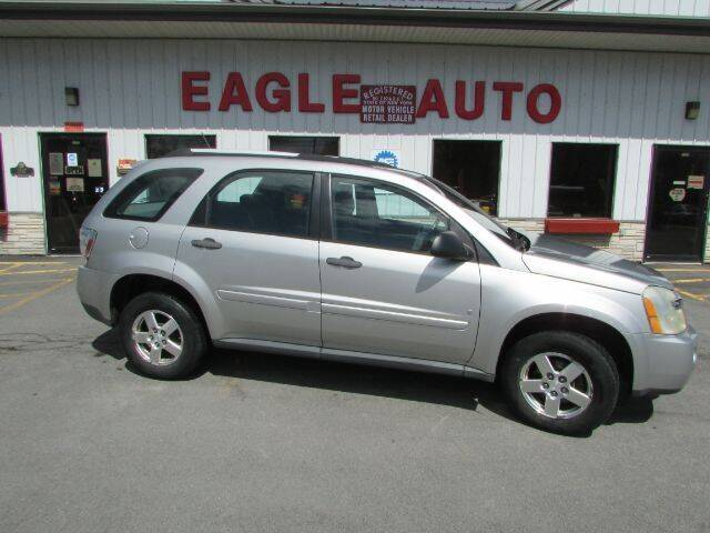 2007 Chevrolet Equinox for sale at Eagle Auto Center in Seneca Falls NY