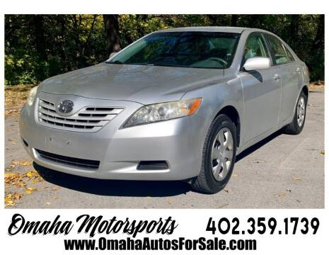 2008 Toyota Camry for sale at Omaha Motorsports in Omaha NE