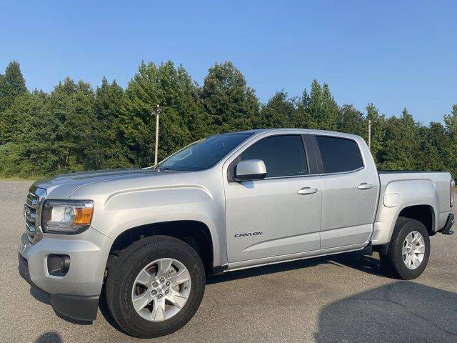 2018 GMC Canyon for sale at Holt Auto Group in Crossett AR