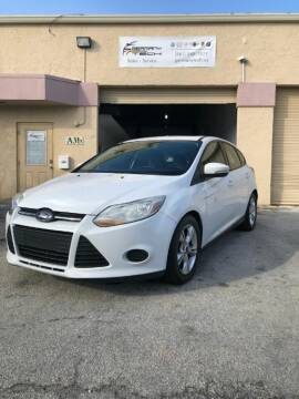 2014 Ford Focus for sale at GERMANY TECH in Boca Raton FL