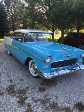 1955 Chevrolet Bel Air for sale at Classic Car Deals in Cadillac MI
