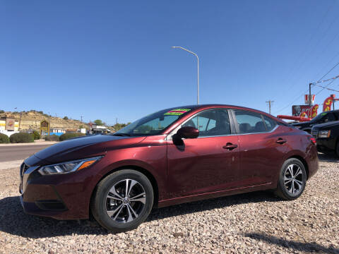 2021 Nissan Sentra for sale at 1st Quality Motors LLC in Gallup NM