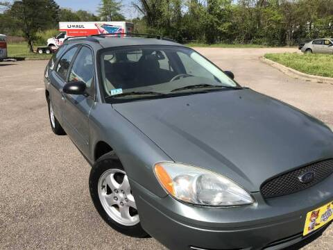 2005 Ford Taurus for sale at The Auto Depot in Raleigh NC