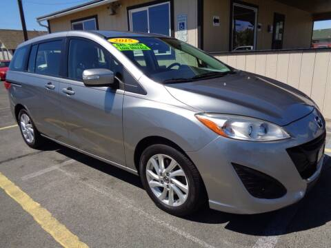 2015 Mazda MAZDA5 for sale at BBL Auto Sales in Yakima WA