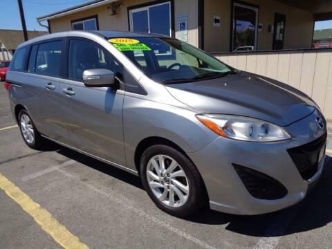 2015 Mazda MAZDA5 for sale at BBL Auto Sales in Yakima WA