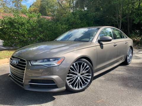 2016 Audi A6 for sale at Triangle Motors Inc in Raleigh NC