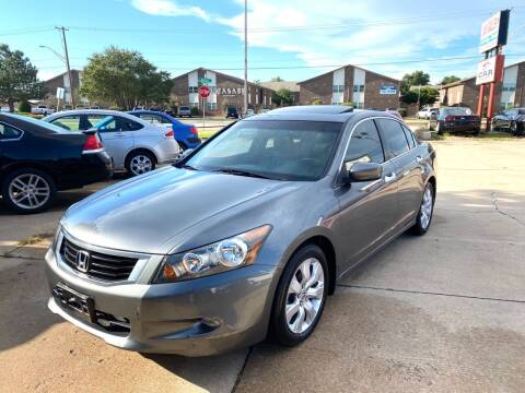 2010 Honda Accord for sale at Car Gallery in Oklahoma City OK
