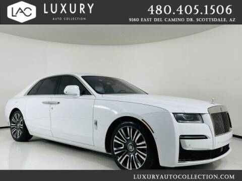 2021 Rolls-Royce Ghost for sale at Luxury Auto Collection in Scottsdale AZ