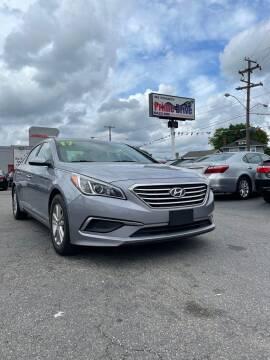 2017 Hyundai Sonata for sale at Prime Drive Inc in Richmond VA