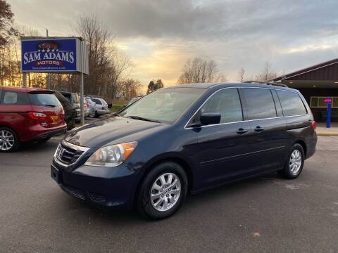 2009 Honda Odyssey for sale at Sam Adams Motors in Cedar Springs MI