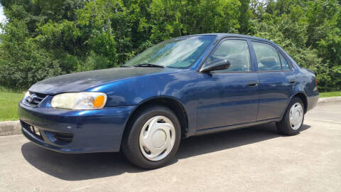 2002 Toyota Corolla for sale at Houston Auto Preowned in Houston TX