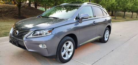 2013 Lexus RX 350 for sale at Western Star Auto Sales in Chicago IL