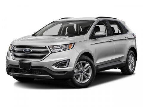 2016 Ford Edge for sale at Distinctive Car Toyz in Egg Harbor Township NJ