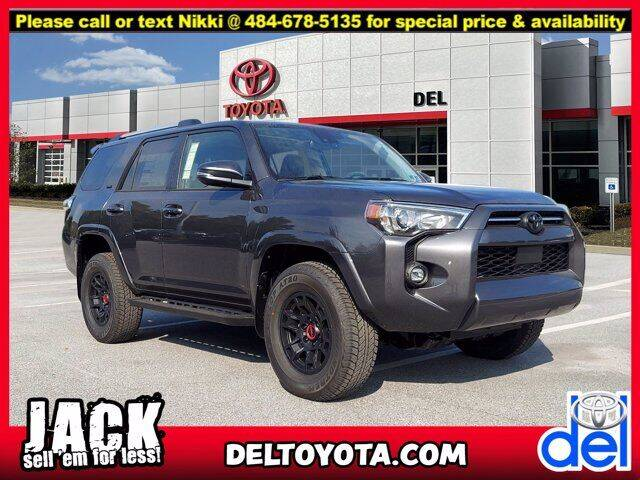 2022 Toyota 4Runner for sale in Thorndale, PA