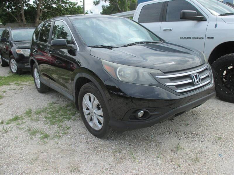 2012 Honda CR-V for sale at New Gen Motors in Lakeland FL