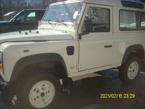 1989 Land Rover Defender for sale at Motors 46 in Belvidere NJ