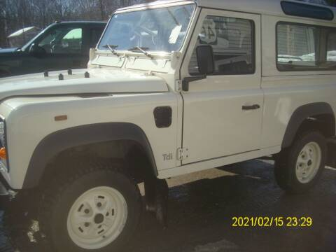 1989 Land Rover Defender for sale at Motors 46 in Belvidere NJ